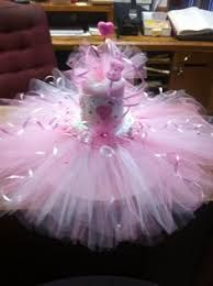 Image result for tutu diaper cake