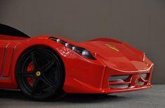 Spyder Racer Car bed
