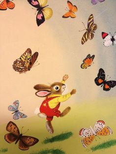 An original Richard Scarry at the Society of Illustrators