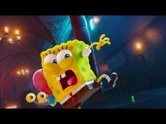 Nickelodeon Unveils 'SpongeBob Movie: Sponge on the Run' Sneak Peek!