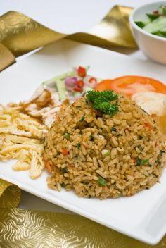 Indonesian fried rice, nasi goreng recipe