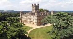 Highclere Castle aka Downton Abbey