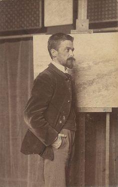 Théodore ROBINSON (1852-1896- impressionniste américain