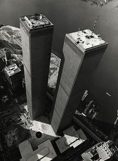 World Trade Center. Lower Manhattan.