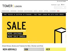 #TOWER London - 10% off Your First order.