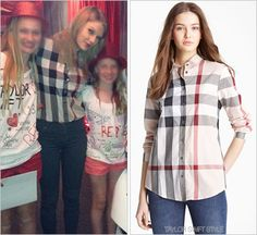 Club RED (x) | Melbourne, Australia | December 14, 2013 Burberry Brit 'Check Woven Shirt' - $295.00 You. Guys. It's like all my prayers have been answered because Taylor wore Burberry again last night for the final Club RED of 2013. A bit of...