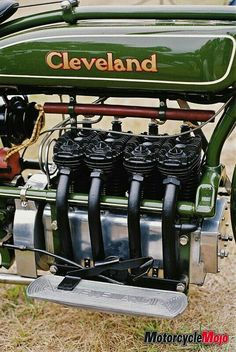 Cleveland inline 4 cylinder before The Great Depression.
