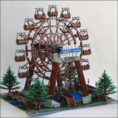 River Wheel