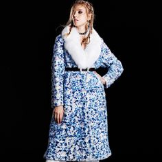 Find More Fur & Faux Fur Information about Woman's Genuine Leather Coat Winter 2016 Mink Fur Long Section Thick Warm Coat V Neck Blue and white porcelain Color   GSJ158,High Quality porcelain toy,China porcelain centerpieces Suppliers, Cheap porcelain cleaning from Freedom-Enterprising on Aliexpress.com