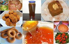 cretangastronomy.gr - Δυο τρόποι για να φτιάξουμε πετιμέζι και οκτώ επιλεγμένες συνταγές! Pretzel Bites, Preserves, Veggies, Bread, Fruit, Desserts, Pastries, Food, Drinks