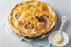Apple Pie, Vegetarian, Dishes, Baking, Desserts, Food, Tailgate Desserts, Deserts, Tablewares