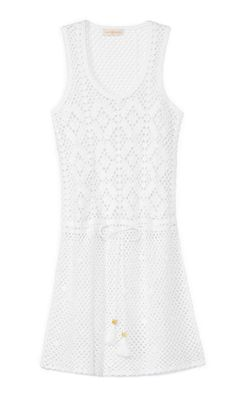 The Tory Burch Estella dress: Bohemian, breezy, barely there