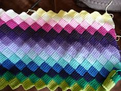 Rianneshaaksels - love the colours!