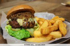 National Burger Day: 9 Best Restaurants   sheerluxe.com National Burger Day, Hamburger, Bukowski, Ethnic Recipes, Places, Restaurants, Food, Lugares, Hamburgers