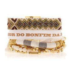 Bonnie - Bracelet manchette - Hipanema - Nouvelle Collection et ventes privées - Ref: 1469592   Brandalley