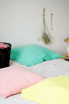 Agathe Ogeron | Décoratrice d'intérieur à Poitiers | Poitou Charentes | latouchedagathe.com | La Touche d'Agathe | decoration | decoration interieure | pastel color, couleur pastel, mint, menthe, rose, aqua, blue light color, bright, watercolor
