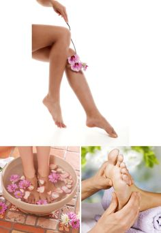 Home Spa Treatment: Best Remedy for Dry Cracked Feet