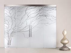 Porte scorrevoli in vetro (Foto) | Design Mag