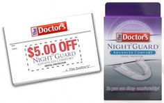 SAVE $5 off The Doctor's Night Guard