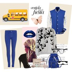 """45"" by agunina on Polyvore"