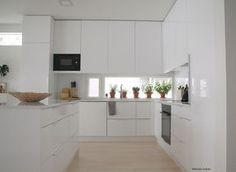 Dining Area, Kitchen Dining, Kitchen Island, Kitchen Cabinets, Cool Kitchens, New Homes, Lounge, House Design, Living Room