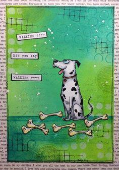 Walkies ? (by Corrie)