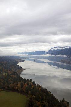 Oregon in autumn