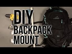 Personal Camera System and Go Pro DIY mount for backpack | Style Review : Online Magazine and Blog