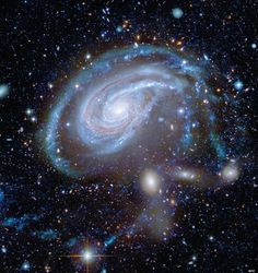 NGC 772 - so beautiful Galaxy