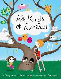 All Kinds of Families!: Amazon.de: Marc Boutavant, Mary Ann Hoberman: Englische Bücher
