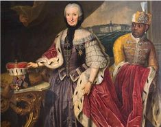 Germans in the Caribbean? The history of Germans, slaves and Suriname. Please click for more.