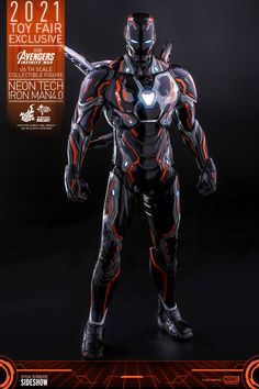Marvel Art, Marvel Dc Comics, Marvel Heroes, Armor Concept, Weapon Concept Art, Green Suit Men, Hot Toys Iron Man, Mecha Suit, Iron Man Art