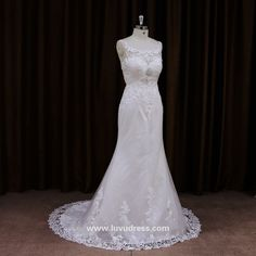 Crystal bead lace fashion sequence beads laces handmade satin french lace wedding dress