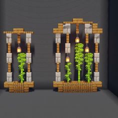Four bamboo decoration ideas! Swipe to see all of them? - Four bamboo decoration ideas! Swipe to see all of them? Source by rosmerysvega - Minecraft Hack, Minecraft Farmen, Construction Minecraft, Cute Minecraft Houses, Minecraft Houses Survival, Minecraft Houses Blueprints, Amazing Minecraft, Minecraft House Designs, Minecraft Tutorial