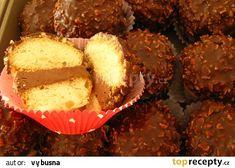 Pražské gule recept - TopRecepty.cz Czech Recipes, Christmas Baking, Muffin, Cooking Recipes, Sweets, Ale, Cookies, Breakfast, Petra