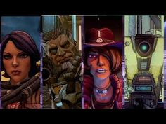 Borderlands: The Pre-Sequel - Claptrap Trailer Borderlands, Videogames, Origami, Life, Fictional Characters, Video Games, Origami Paper, Fantasy Characters, Origami Art