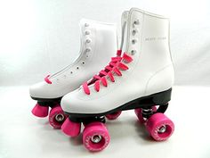 Big Boy Speedy Roller Skate Kids Youth Adult Men Women Size 1-13 (White Pink, 1 (Youth)) Cal 7 http://www.amazon.com/dp/B00K8FQGFU/ref=cm_sw_r_pi_dp_GOjJwb1FZBVYA