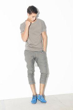 Tomas Maier Spring 2015 Menswear #nyfw