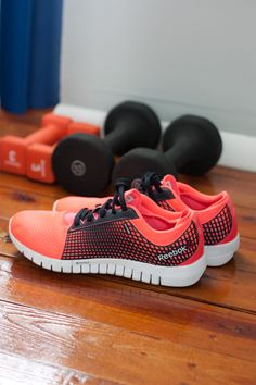 I was able to take the new @Reebok USA ZQuick sneakers for a test drive as part of a campaign with FitFluential. #livewithfire, #reebokzquick #zrated Did they make me unnaturally quick? Find out!