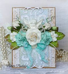 OOAK Shabby Chic Any Occasion Mother's Day Birthday