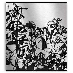 Gallery Direct Rupert Santos's 'Wild Flowers'
