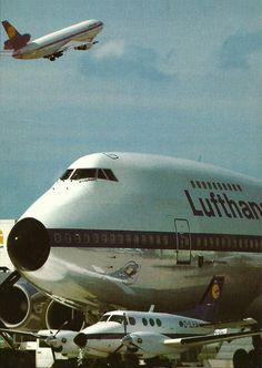 Classic Lufthansa Fleet