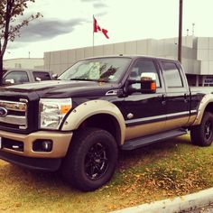 My Dream Truck- Ford F350 King Ranch
