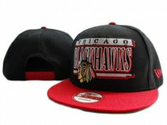 RSS Product Feed :: Wholesale - Chicago Blackhawks Snapback Hats Black Red NHL New Era Caps