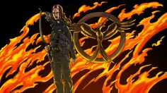 The Hunger Games: Mockingjay – Part The Hunger Games, Katniss Everdeen, Jennifer Lawrence Hunger Games Mockingjay, Katniss Everdeen, Workshop, Illustration, Fictional Characters, Movies, Art, Art Background, Atelier