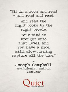 And fall asleep, wake up, fall asleep, wake up lol Susan Cain, Joseph Campbell Zitate, Joseph Campbell Quotes, Quotes To Live By, Life Quotes, Introvert Quotes, Inspirational Verses, Hero's Journey, Truth Of Life