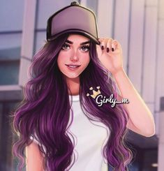 unica y bonita Best Friend Drawings, Girly Drawings, Girly M Instagram, Cute Girls, Cool Girl, Princesse Disney Swag, Chica Cool, Cute Girl Drawing, Girl M