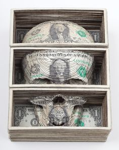 Scott Campbell – Cut Currency