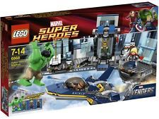 LEGO 6868 Marvel Super Heroes Avengers Thor Hulk Hawkeye No MiniFigures Complete for sale online Lego Marvel's Avengers, Lego Hulk, Lego Marvel Super Heroes, Avengers Superheroes, Stan Lee, Martin Freeman, Hawkeye Bow And Arrow, Power Rangers, Legos