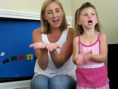 Jesus Loves Me This I Know With Sign Language ~ Children's Music, Songs Nursery Rhymes